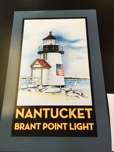 Nantucket Brant Point Light - Alice Mooney